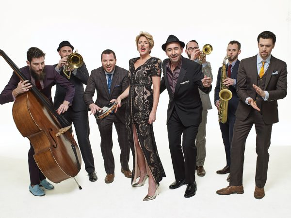It's a French Fries and Champagne Party | Coastal Jazz ...