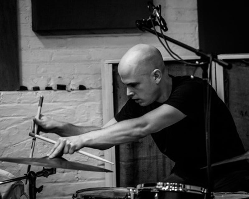 Chris-Corsano,-Lisa-Cay-Miller,-Chris-Kelly,-Andrew-Scott-06-27-2018