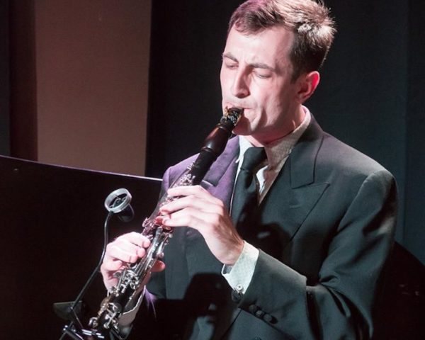 Geoff-Claridge-Quartet:-Benny-Goodman-Tribute -Gig-05-12-2019