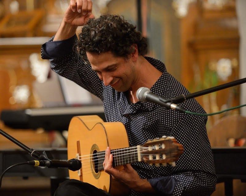 """Itamar-Erez's-Quartet-&-""""Mi-Alegria""""-CD-launch-07-28-2019"""