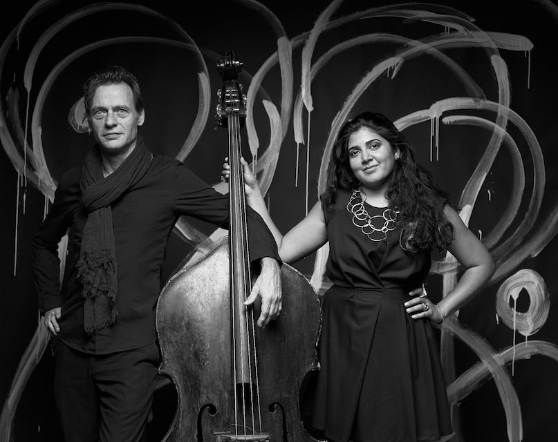 Francois Moutin & Kavita Shah